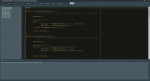 FastPHP 0.2 Dark Theme